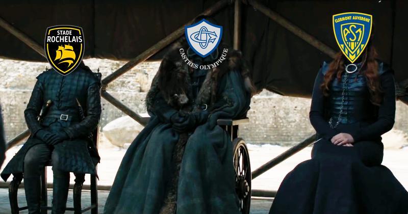 Et si cette saison de Top 14 finissait comme Game of Thrones ?
