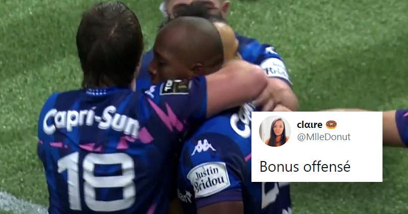 Grâce à Twitter, ce Stade Français vs Castres a tenu ses promesses