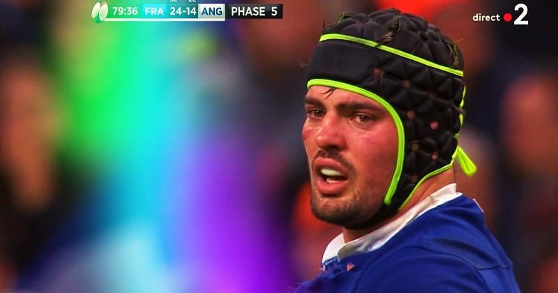 Grégory Alldritt monstrueux face à l'Angleterre, les meilleurs moments de son match en vidéo !