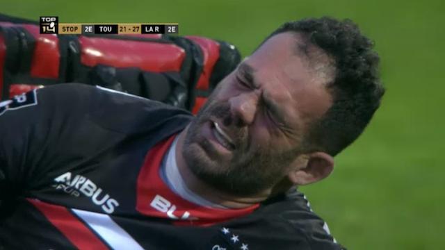 Vidéo. Top 14. Toulouse. Le message émouvant de Gregory Lamboley, blessé jusqu'à la fin de la saison