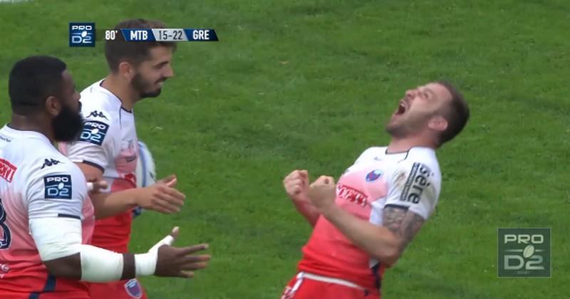 RÉSUMÉ VIDÉO. Pro D2 - Grenoble fait tomber Sapiac et s'offre une finale face à l'USAP