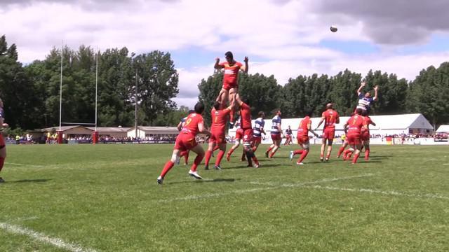 VIDEO. Rugby Amateur #57. Difficiles victoires de Samatan et du FCV en Fédérale 2