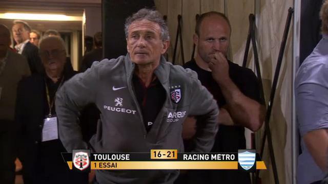 Top 14 - Barrages. Les réactions sur Twitter après le match entre le Stade Toulousain et le Racing-Métro