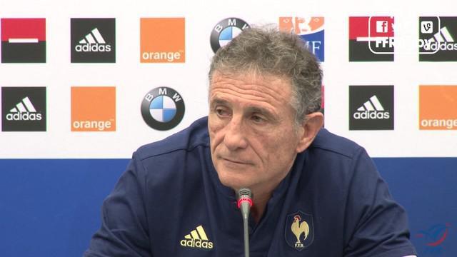 6 Nations 2016. Guy Novès : « L'Ecosse peut être en termes de jeu un exemple pour le rugby de demain »