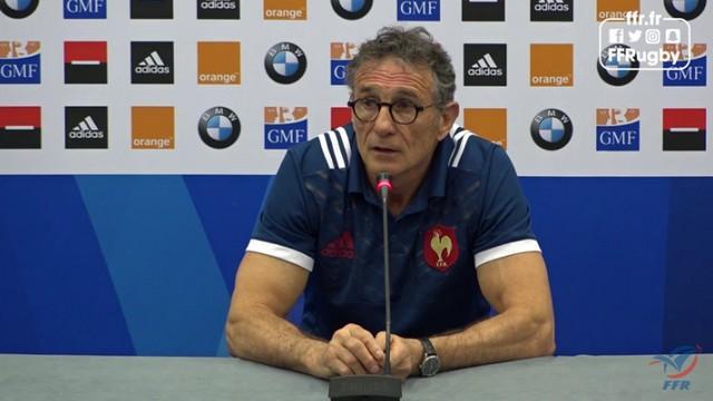 XV de France : Guy Novès dévoile les 32 Joueurs qui participeront au Stage à Granville