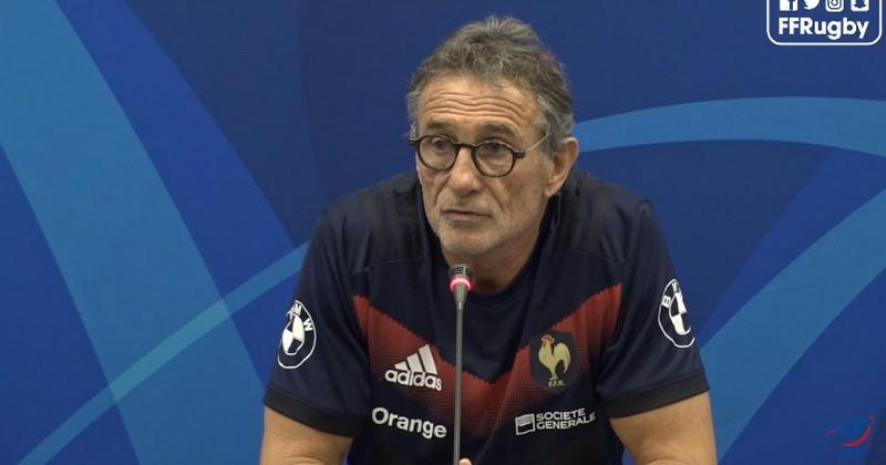 VIDEO. France vs Japon. Guy Novès justifie ses choix face au Japon