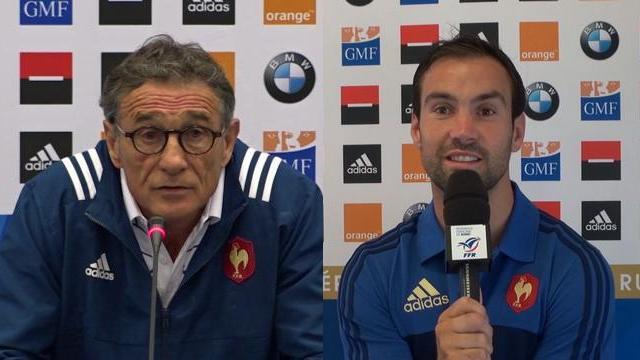XV de France : Guy Novès explique comment Morgan Parra pourra revenir chez les Bleus