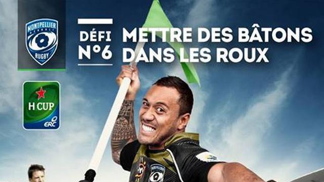 H Cup : Le MHR dévoile son maillot pour la Coupe d'Europe à travers une affiche originale