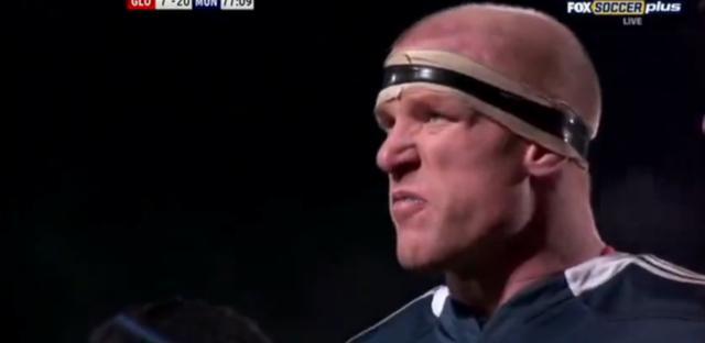 H Cup. Munster : L'énorme match de Paul O'Connell face à Gloucester