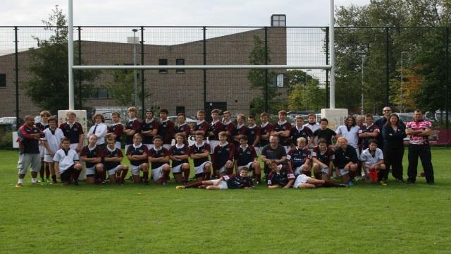 PAYS-BAS. La belle aventure d'un Français en plein cœur du développement du rugby