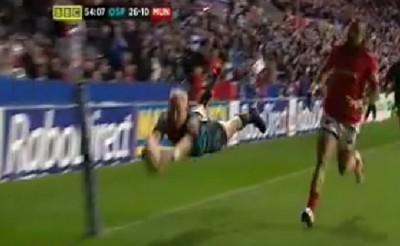 Hanno Dirksen et les Ospreys punissent le Munster en demi-finale de Ligue Celtique