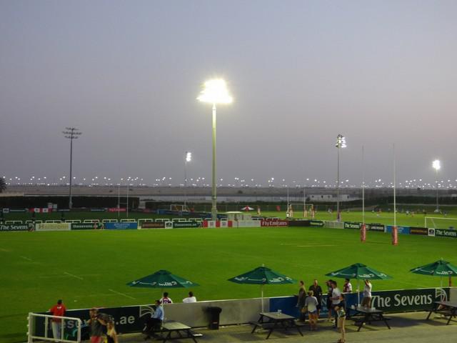 Le Top 5 du rugby à Dubaï