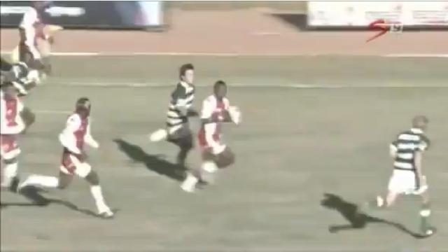 VIDEO. Madagascar corrigé par le Zimbabwe à la Coupe d'Afrique malgré un essai de 80 mètres d'Heriso Rasoa