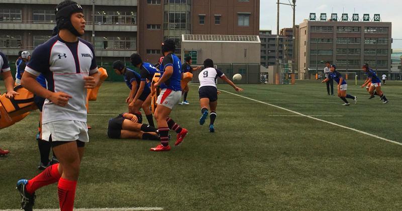Higashi Fukuoka High School : immersion au sein du rugby scolaire japonais [Reportage]