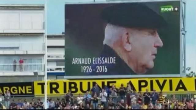 Top 14. Le Stade Rochelais a rendu hommage à Arnaud Elissalde avec une très belle vidéo