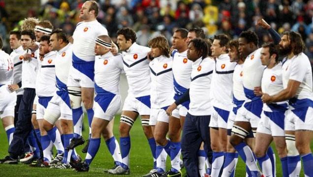 Hommage à l'équipe de France 2009 2010