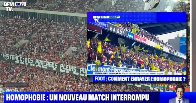 Homophobie dans le football : mais que vient faire la Yellow Army là-dedans ? [VIDÉO]