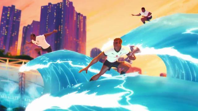 VIDEO. Hong Kong 7s : la bande-annonce de folie en mode cartoon