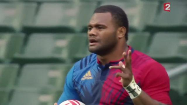VIDEO. Hong Kong 7s : la France termine 11e malgré un énorme Virimi Vakatawa