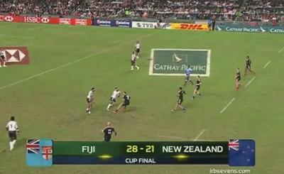 Hong Kong Sevens : Les Fidji vainqueurs, la France catastrophique