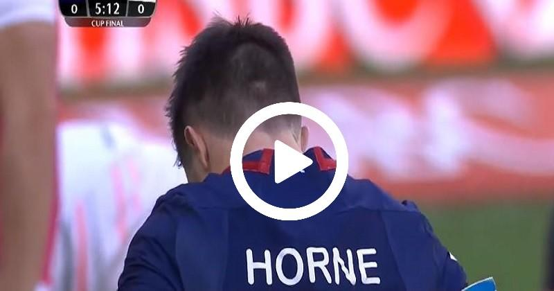L'essai de filou de Horne pour la victoire bonifiée de Glasgow à Lyon [VIDÉO]