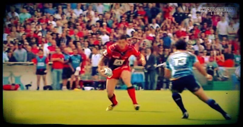 Il y a 10 ans, Sonny Bill Williams et le RCT s'inclinaient à Marseille face à Cardiff [VIDEO]