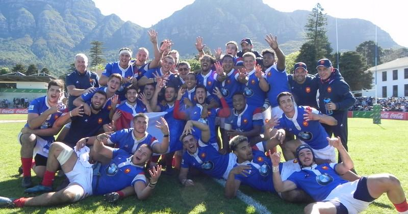 VIDÉO. International U18 Series. France U20 Développement réalise le Grand Chelem