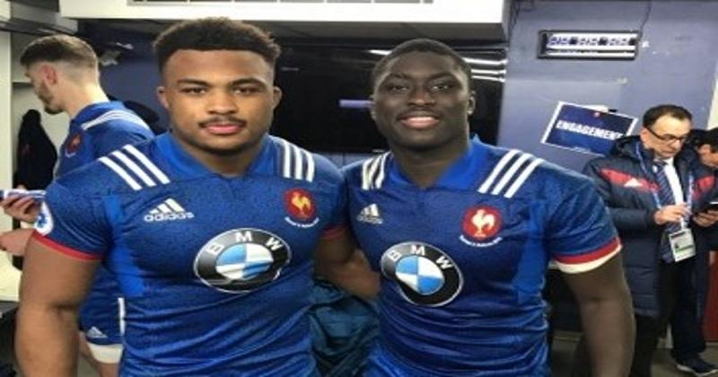 INTERVIEW. 6 Nations U20. Les yeux dans les Bleuets : Episode 2 avec Ibrahim Diallo et Hassane Kolingar