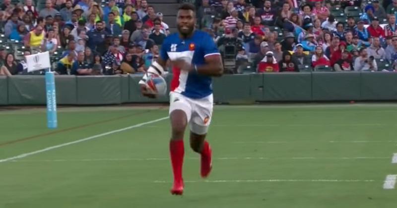 INTERVIEW. Rugby à 7 - Coupe du Monde. Jonathan Laugel : ''Il manque de la régularité''