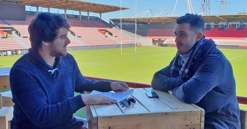 L'interview entre poteaux : Sofiane Guitoune
