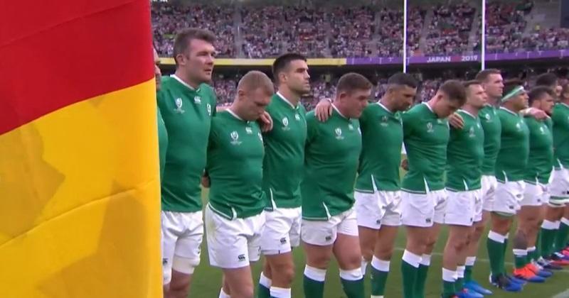IRLANDE - Jack Conan quitte la Coupe du monde, Jordi Murphy le remplace