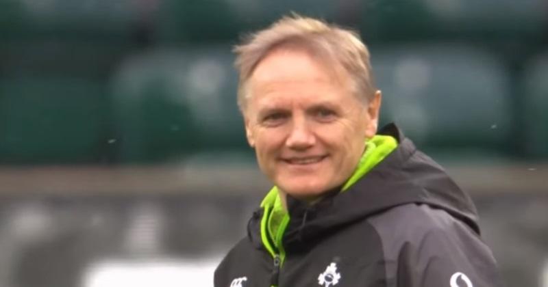IRLANDE : Joe Schmidt va s'en aller, Andy Farrell désigné pour le remplacer