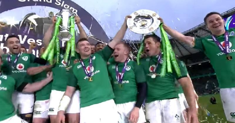 Irlande : le groupe de 38 joueurs pour le Tournoi des 6 Nations 2019