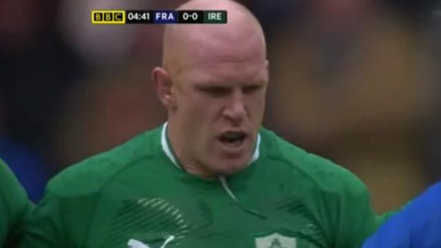 Irlande - Paul O'Connell contraint de mettre un terme à sa carrière professionnelle