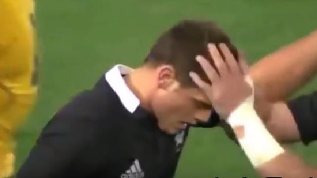 Rugby Championship - Nouvelle-Zélande. Déjà la fin de saison pour le All Black Israel Dagg ?