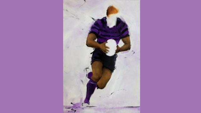 Rugby Amateur : Mademoiselle (fait ses débuts dans le monde ovale)