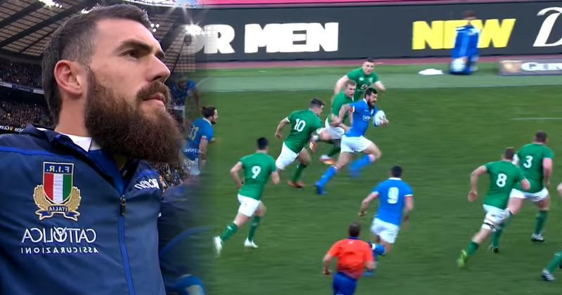 ITALIE : Jayden Hayward, le diamant azzurro venu du pays des All Blacks