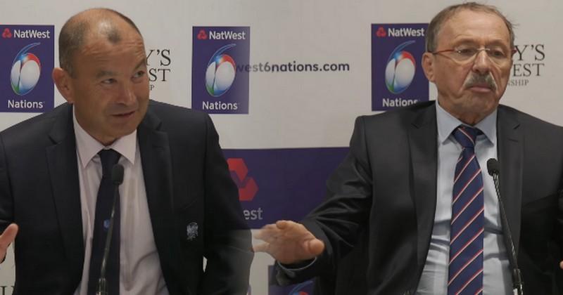 6 Nations - Dans les coulisses du Crunch : Jacques Brunel et Eddie Jones en tête à tête