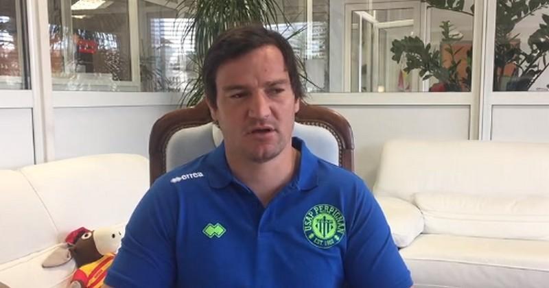 VIDEO. Pro D2 - USAP - Jacques-Louis Potgieter contraint de mettre un terme à sa carrière