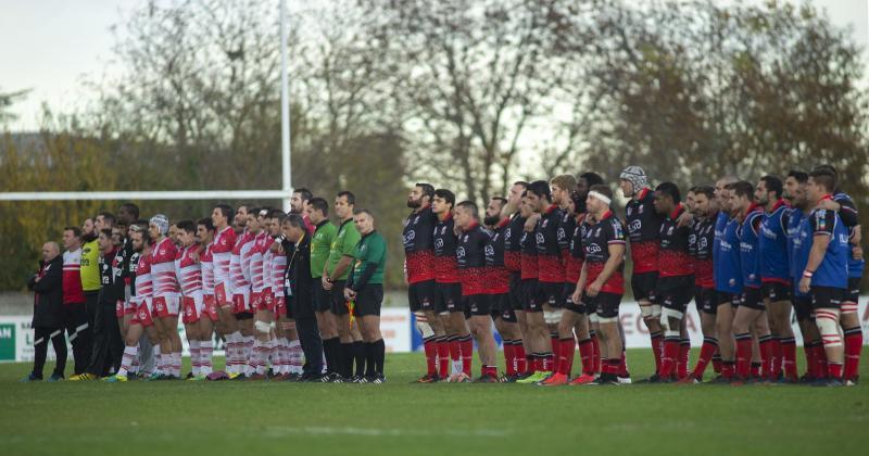 J'ai été voir pour vous ... C.A Lannemezan VS Stado Tarbes Pyrénées Rugby en Fédérale 1