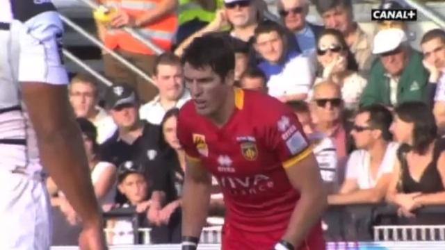 PRO D2 : James Hook réclame 375 000€ à l'USAP