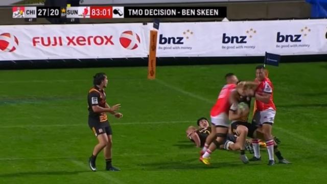 VIDEO. Super Rugby : Jamie-Jerry Taulagi suspendu cinq semaines après une agression totalement gratuite