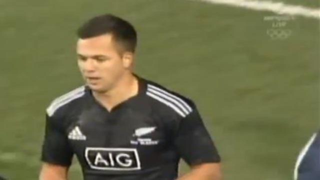 RESUME VIDEO. Les Maori All Blacks trop forts pour les USA