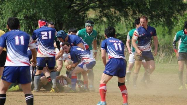 JAPON : L'aventure en plein coeur du rugby amateur avec un Français, Matthieu Papin