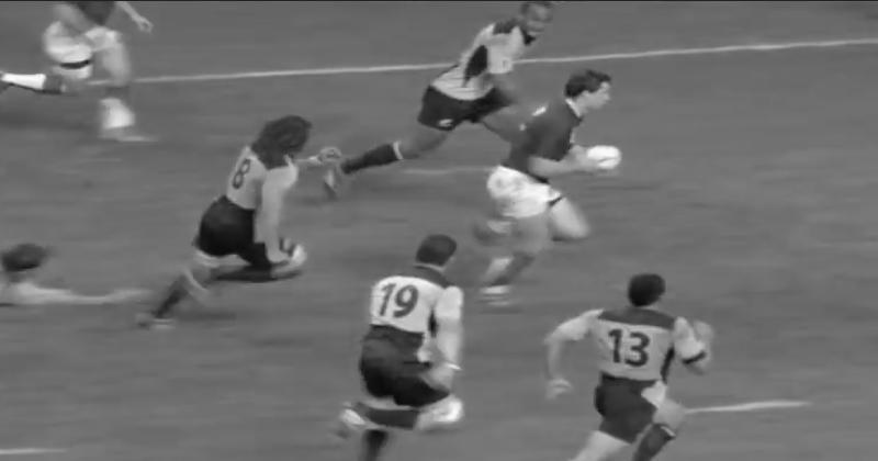 Coupe du monde - Le jour où Yannick Jauzion a puni les Blacks en quart de finale [Vidéo]