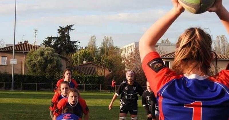 Je suis allé voir pour vous ... TCMS VS Les Louves du SB en Rugby féminin