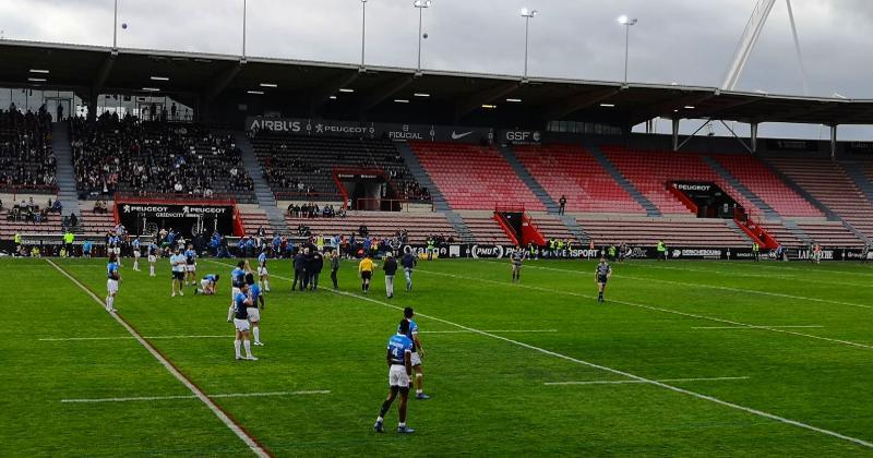 Je suis allé voir pour vous ... Toulouse Olympique VS Toronto Wolfpacks en rugby à XIII