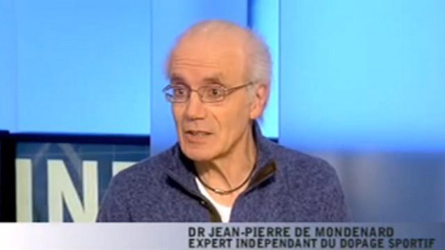 Un médecin spécialiste de la question du dopage évoque la prise de cocaïne à l'entraînement
