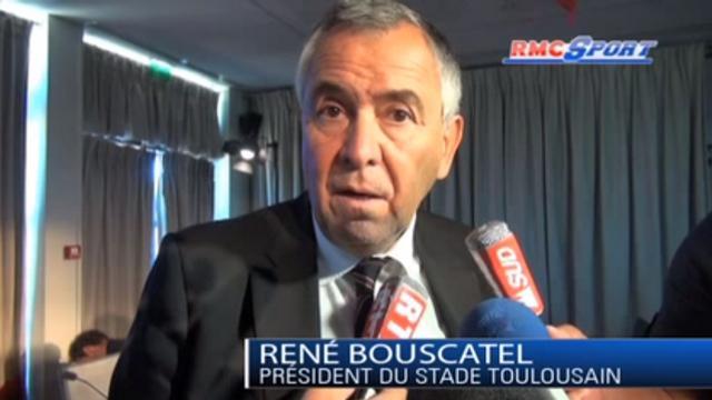 Top 14 - Jean-René Bouscatel prêt à entrer en guerre avec la FFR et le staff du XV de France