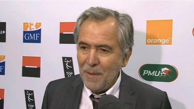 Jean-René Bouscatel propose de construire le grand stade de la FFR à Toulouse